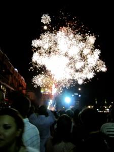 bringing in 2013 in Puerto Madero