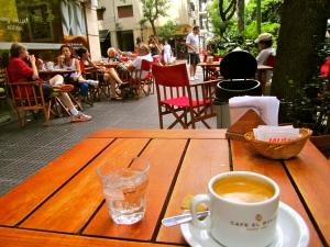 Daily café