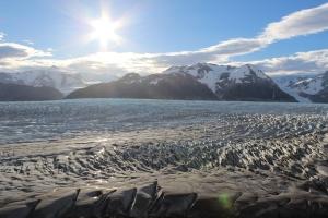 Glacier Grey - Torres del Paine