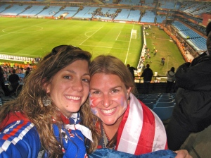 2010 - World Cup South Africa - Katie's 2 548
